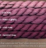 Fibers Silk and Ivory    LIDA ROSE