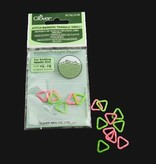 Accessories SMALL TRIANGLE STITCH MARKERS