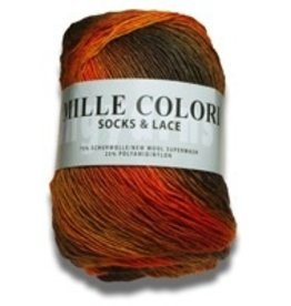 Yarn LANG MILLE COLORI SOCK LACE