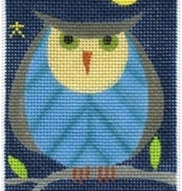 Canvas NIGHT OWL KINDLE COVER  ZE112