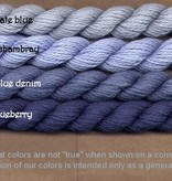 Fibers Silk and Ivory    CHAMBRAY