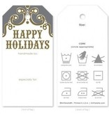 Accessories HAPPY HOLIDAYS GIFT CARDS