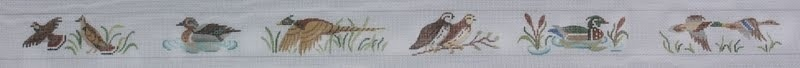 Canvas GAME BIRDS BELT  KSHBL02