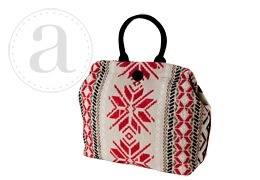 Accessories ATENTI MAUDE BAG SNOWFLAKES