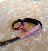 Canvas PINK PIRATE BELT  BSK377P