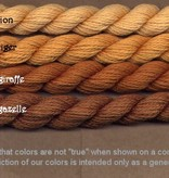 Fibers Silk and Ivory    GIRAFFE