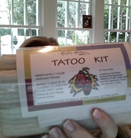 Yarn TATOO KIT - SALE<br />REG 42.00