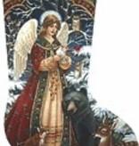 Canvas WOODLAND ANGEL TTAXS324