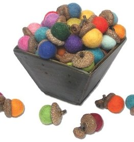 Accessories HANDBEHG FELTS BAG OF ACORN TOPS