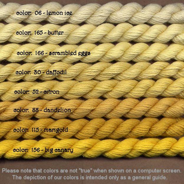 Fibers Silk and Ivory    BIG CANARY