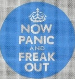 Canvas NOW PANIC & FREAK OUT   70399