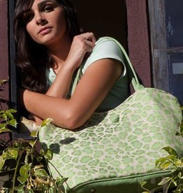 Accessories ATENTI LOLITA BAG - LARKS WITH INNER BAG CARRIBEAN
