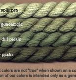 Fibers Silk and Ivory    SPLIT PEA