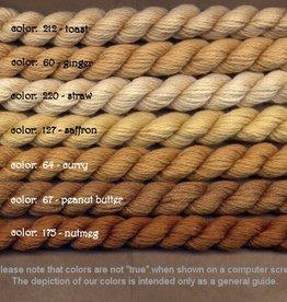 Fibers Silk and Ivory    STRAW
