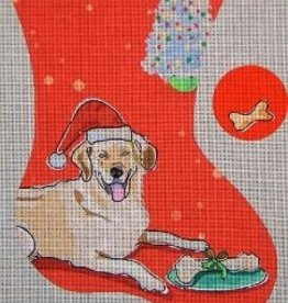 Canvas YELLOW LAB PR008 - canvas retired