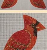 Canvas CARDINAL  CLIP-ON BIRD LL300E