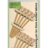 Accessories BAMBOO MARKING PINS