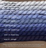 Fibers Silk and Ivory    ADMIRAL BLUE