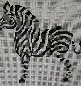 Canvas ZEBRA  PT686