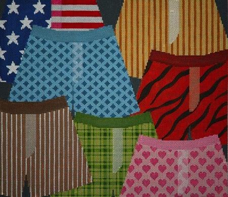 Canvas BOXER SHORTS  L064