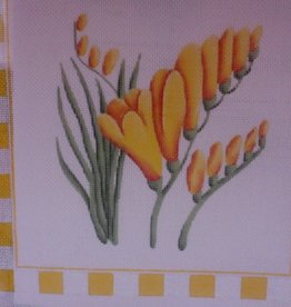Canvas SALE  -  YELLOW FREESIA 260C<br /> REG $70