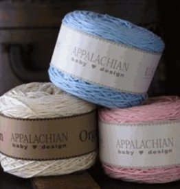 Yarn ORGANIC COTTON APPALACHIAN BABY  COLORS