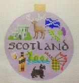 Canvas TRAVEL ROUND- SCOTLAND  KB1279