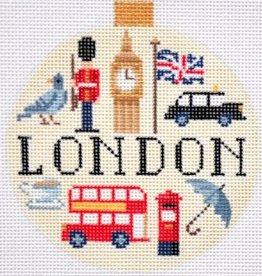 Canvas TRAVEL ROUND-  LONDON<br />  KB1259