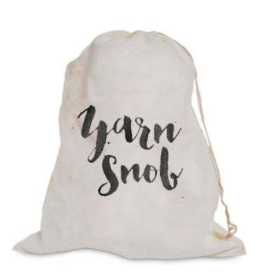 Accessories YARN SNOB PROJECT BAG