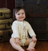 Yarn HELLO BABY ORGANIC COTTON JACKET KIT