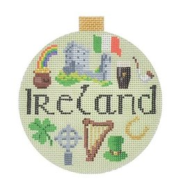 Canvas TRAVEL ROUND - IRELAND<br /> KB1319