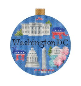 Canvas TRAVEL ROUND - WASHINGTON DC<br /> KB1289