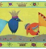 Canvas ROYAL PEEPS  ZE441
