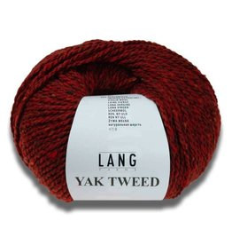 Yarn YAK TWEED - LANG