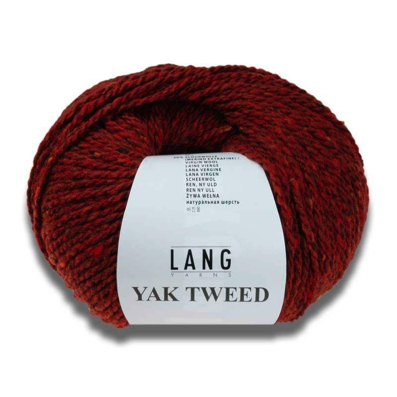 Yarn YAK TWEED - LANG