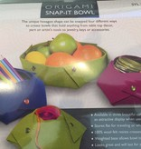 Accessories ORIGAMI SNAP-IT BOWL