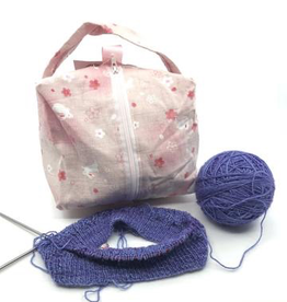 Accessories SMALL BOX BAG - FABRIC CUDDLE PUDDLE