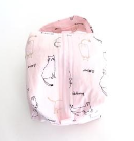 Accessories SMALL BOX BAG - FABRIC SKETCHBOOK DOGS