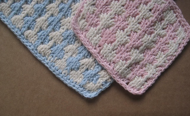 Yarn CAMPBELL BABY BLANKET KIT