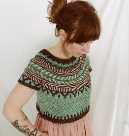 Class SOLDOTNA SWEATER <br /> STRANDED KNITTING KAL 2019<br /> At The NeedleTree