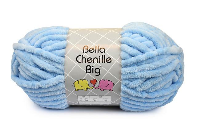 Yarn BELLA CHENILLE BIG