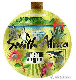 Canvas TRAVEL ROUND- SOUTH AFRICA<br />  KB1373