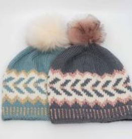 Yarn PAKA HAT KIT - SPARKLE EDITION