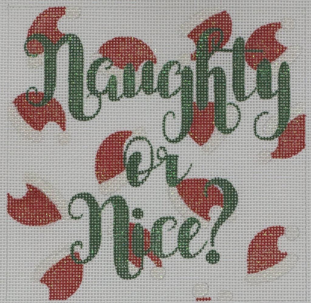 Canvas NAUGHTY OR NICE  APCH04