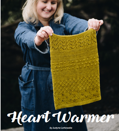 Class HEART WARMER COWL WORKSHOP <br />