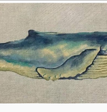 Canvas BLUE WHALE  P265