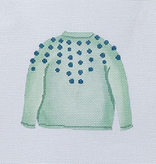 Canvas MINT POM SWEATER SF23