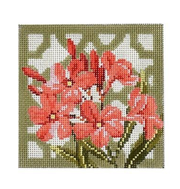 Canvas TRELLIS COASTER - OLEANDER  KB1291
