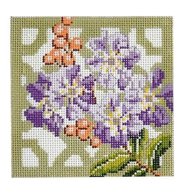 Canvas TRELLIS COASTER - CREPE MYRTLE  KB1295