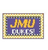 Canvas JAMES MADISON GO DUKES  TL218A